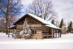 Natale bianco Fotografie Stock