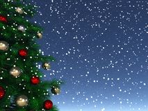 Natale brillante Immagine Stock