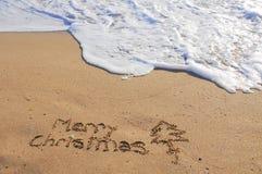 Natale caldo Fotografie Stock