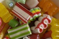 Natale Candy Immagine Stock Libera da Diritti