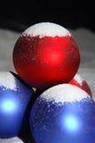 Natale con l'albero di Natale Fotografie Stock Libere da Diritti