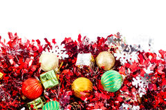 Natale concetto, fondo astratto per il buon anno 2016 Immagini Stock