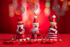 Natale Deco Immagine Stock
