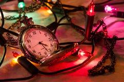 Natale Deco Immagini Stock