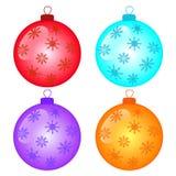 Natale decorations2 Fotografia Stock Libera da Diritti