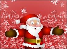 Natale del padre illustrazione di stock