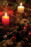 Natale della foto della caratteristica Fotografia Stock