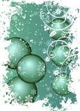 Natale della priorità bassa Fotografie Stock Libere da Diritti