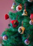 Natale delle palle Immagine Stock