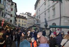 Natale di Bolzen Immagini Stock
