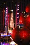 Natale di New York Fotografie Stock