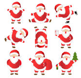 Natale di saluto e nuovo sì Immagine Stock
