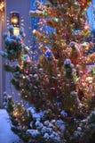 Natale di sud-ovest Fotografia Stock