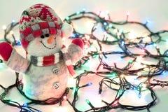 Natale e nuovo anno Immagine Stock Libera da Diritti