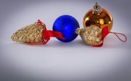 Natale e tempo 12 del nuovo anno Immagini Stock