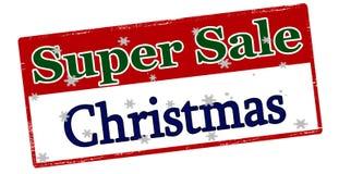 Natale eccellente di vendita Fotografia Stock