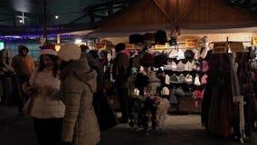 Natale europeo, Budapest archivi video