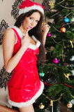 Natale felice Fotografia Stock