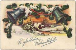 Natale felice Immagine Stock