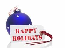 Natale felice Immagine Stock Libera da Diritti