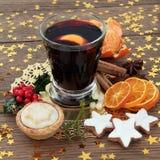Natale felice Immagini Stock