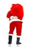Natale felice Santa Immagine Stock
