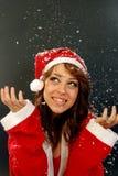 Natale felice a tutti Immagine Stock Libera da Diritti