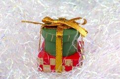 Natale Gits fotografia stock
