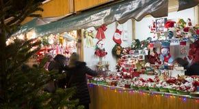 Natale giusto Immagini Stock Libere da Diritti