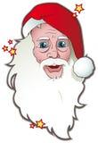 Natale il Babbo Natale Fotografia Stock