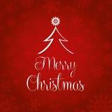Natale - illustrazione Immagini Stock