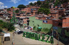Natale a Medellin Fotografie Stock