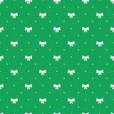 Natale misero Pattern-12 Illustrazione di Stock