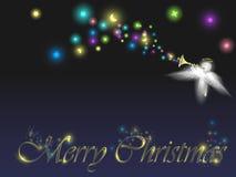 Natale multicolore Fotografia Stock Libera da Diritti