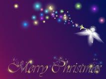 Natale multicolore Fotografia Stock