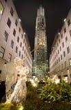 Natale a New York Fotografia Stock