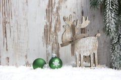 Natale, ornamento di natale Fotografia Stock