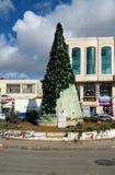 Natale in Palestina Immagini Stock Libere da Diritti