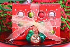 Natale rustico Immagini Stock
