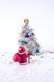 Natale Santa immagini stock