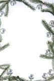 Natale-Sfere Immagini Stock Libere da Diritti
