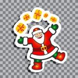 Natale symbols-01 Fotografie Stock