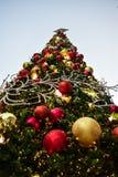 Natale in Tailandia Immagine Stock