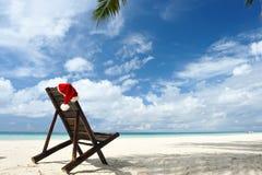 Natale tropicale Immagini Stock