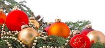 Natale variopinto Fotografia Stock