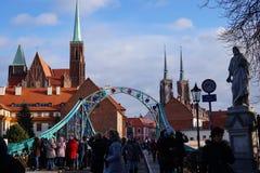 9 12 2017 Natali Wroclaw - Polonia Immagine Stock