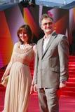 Natalia Naumova at Moscow Film Festival Stock Photos