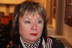 Natalia Vitrenko Foto de archivo libre de regalías