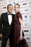 Natalia Vodianova et Mario Testino Photographie stock