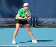 Natalie Grandin (RSA), tennis player Royalty Free Stock Photos